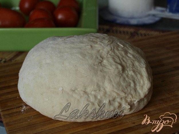 Рецепт Идеальное тесто для пиццы