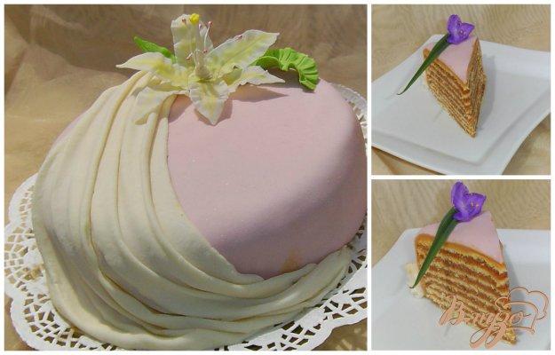 Торт з шоколадним кремом і праліне. Як приготувати з фото