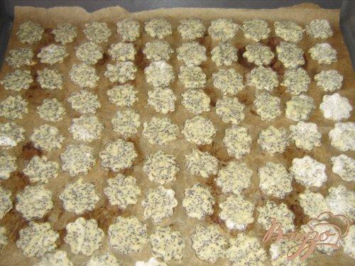 Маковое печенье