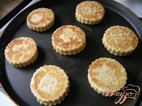 Валлийские кейки с корицей