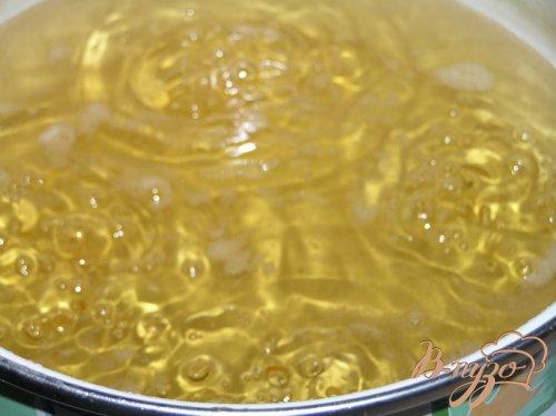 Сироп из мелиссы с лимоном