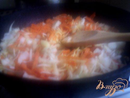 Крестьянский суп с фрикадельками