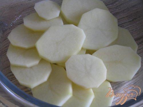 Картофельный гратен с прованскими травами