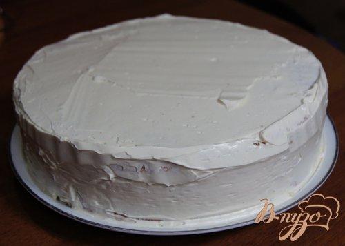 """Бисквитный торт """"Елизавета"""""""""""