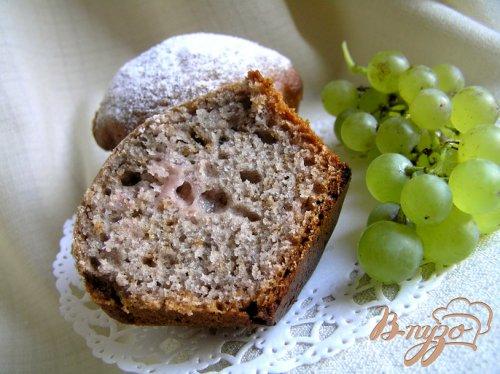 Виноградные кексы