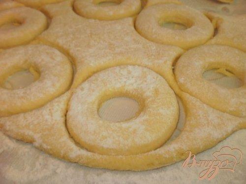 Сладенькие творожные пончики