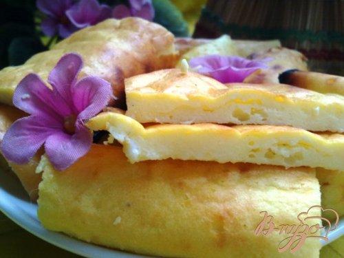 Творожный десерт Фиадоне