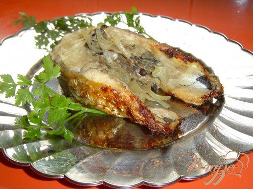 Пеленгас, приготовленный на углях