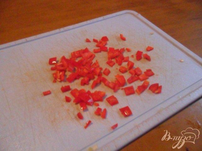 Фото приготовление рецепта: Арабская чечевично - тыквенная похлёбка шаг №5
