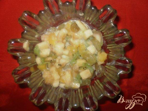 Рецепт Вкусный фруктовый салат