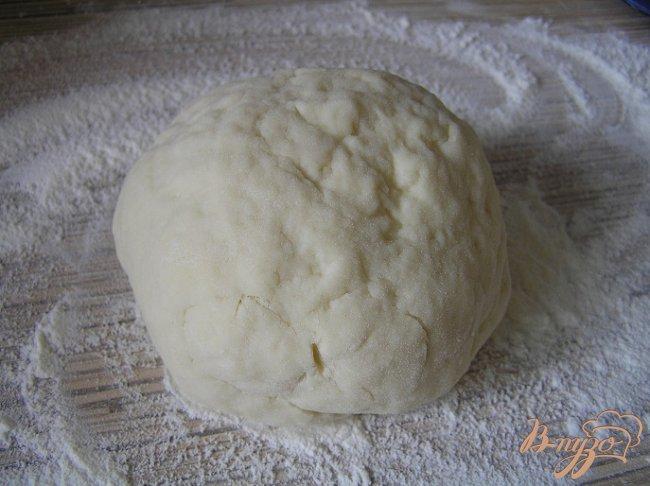 Фото приготовление рецепта: Штрудель Снежная малина шаг №1