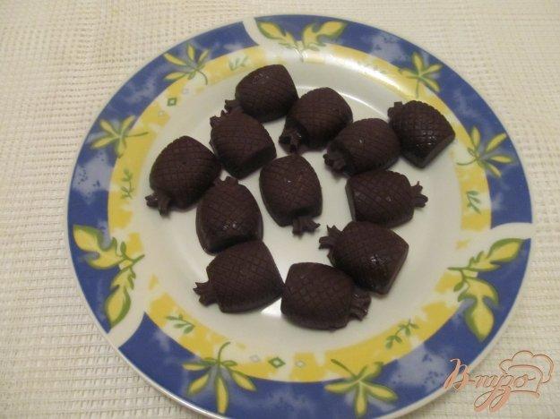 Рецепт Шоколадные конфеты с черносливом