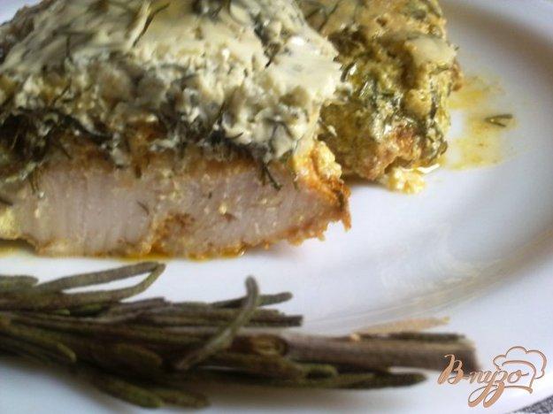 Рецепт Филе куриное в ореховом соусе