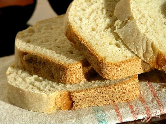 Фото приготовление рецепта: Хлеб с творогом шаг №5