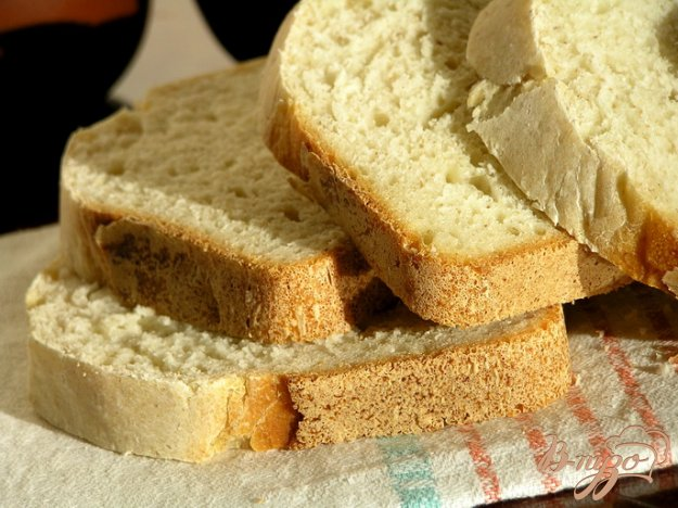 фото рецепта: Хлеб с творогом