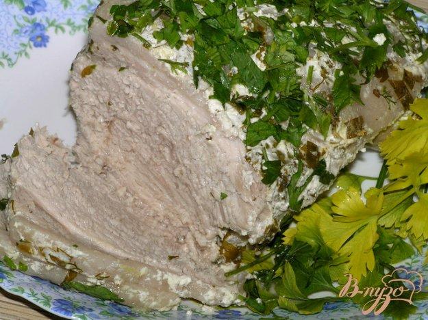 Рецепт Запеченная свинина в ароматном маринаде + бонус: соус!
