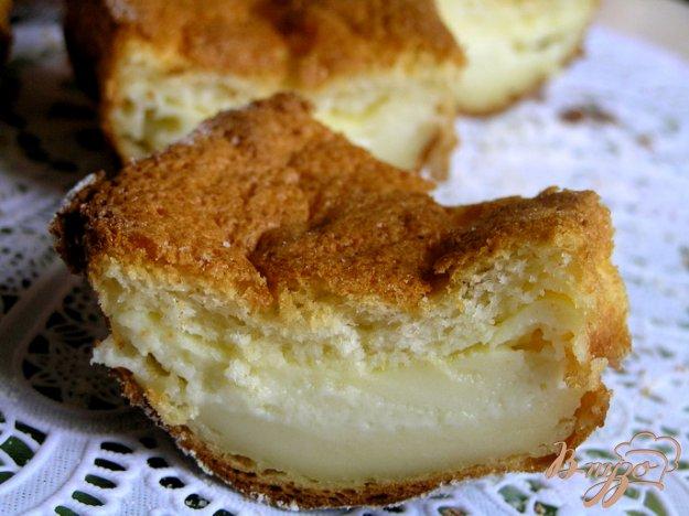Рецепт Нежнейшее «умное» пирожное