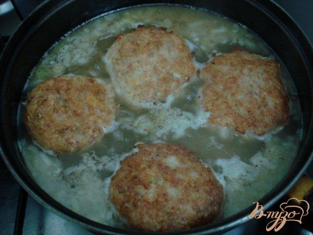 Фото приготовление рецепта: Котлеты с картофелем шаг №4