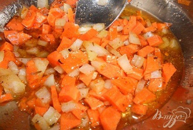 Фото приготовление рецепта: Итальянский томатный суп шаг №1