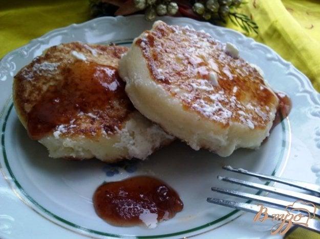 фото рецепта: Томленые сырники