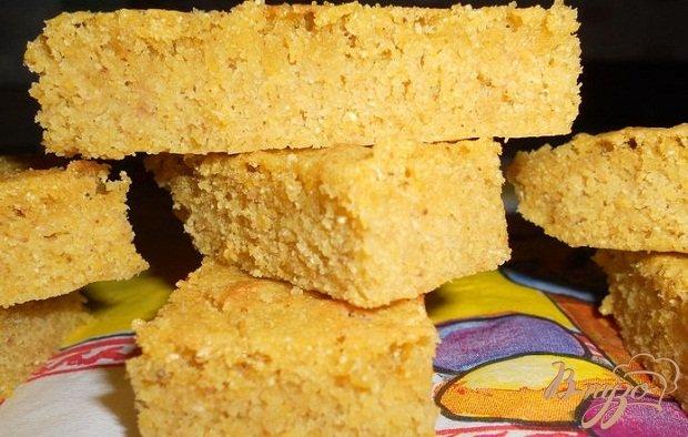 фото рецепта: Кукурузное печенье