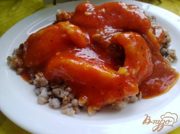 Рецепт Куриное филе в томатном соусе