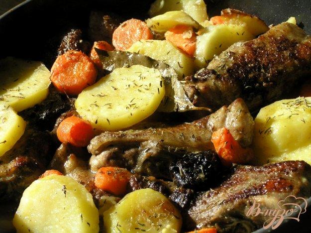 фото рецепта: Мексиканское жаркое из цыпленка
