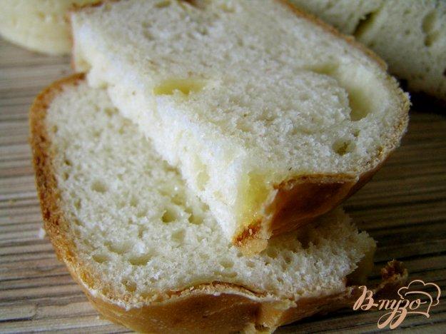 фото рецепта: Хлеб с сыром