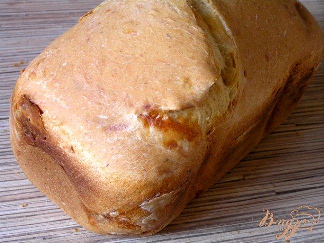 Фото приготовление рецепта: Хлеб с сыром шаг №6