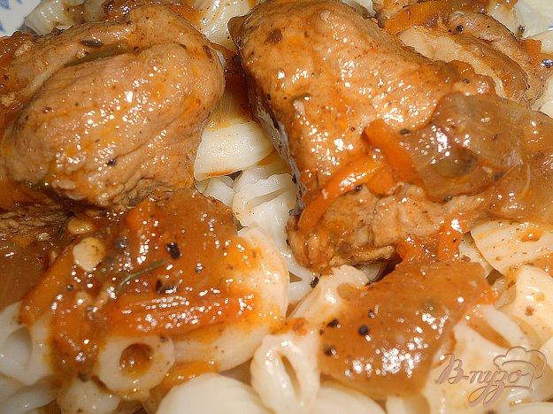 фото рецепта: Пряное мясо