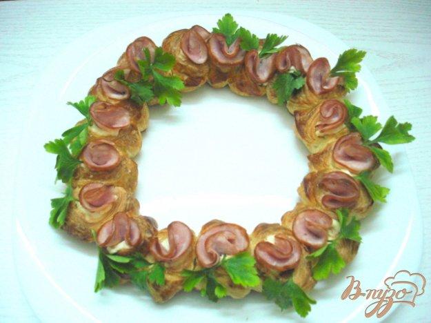 Рецепт Закусочный венок