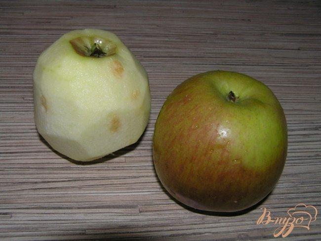Постные яблочные оладьи с корицей