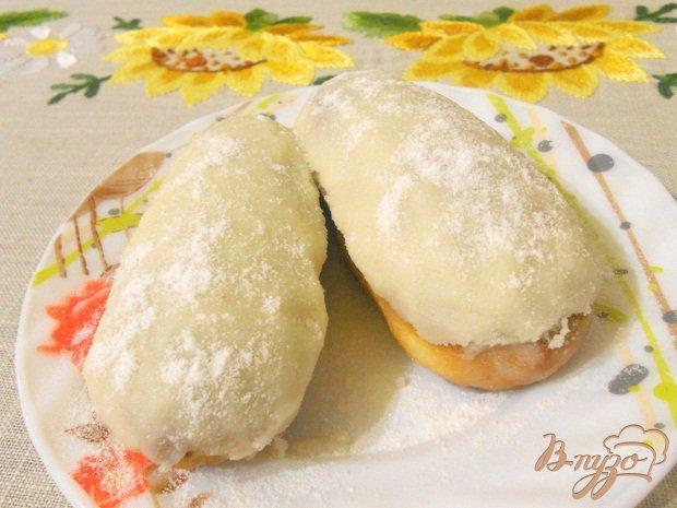 Рецепт Булочки с маком и орехами в карамели