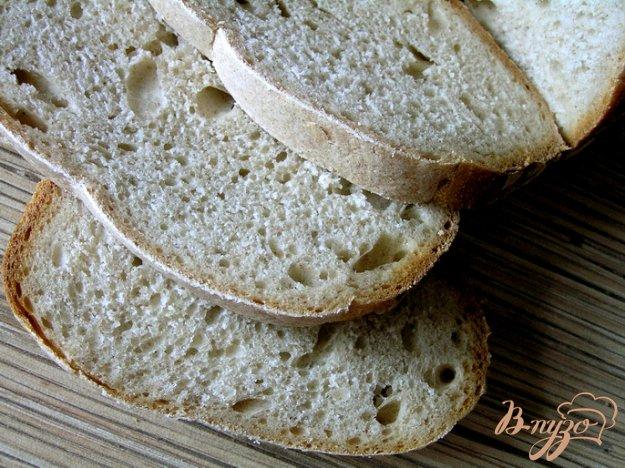 Рецепт Хлеб из пшеничной и ржаной муки