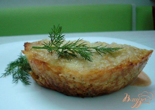 Рецепт Запеканка из фарша, риса и капусты