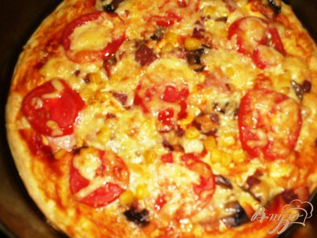 фото рецепта: Любимая пицца