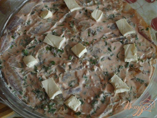 Фото приготовление рецепта: Рыбная запеканка с рисом шаг №3