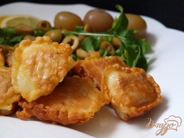 Рецепт Рыбка в кляре