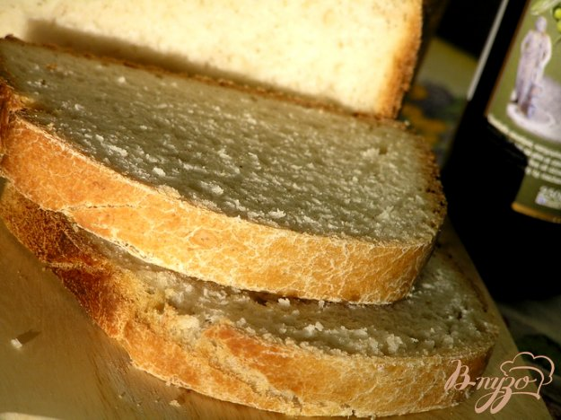 Рецепт Хлеб с оливковым маслом