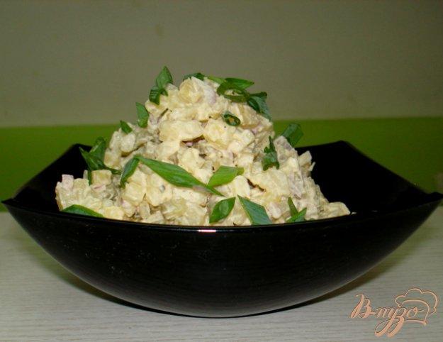 фото рецепта: Картофельный салат