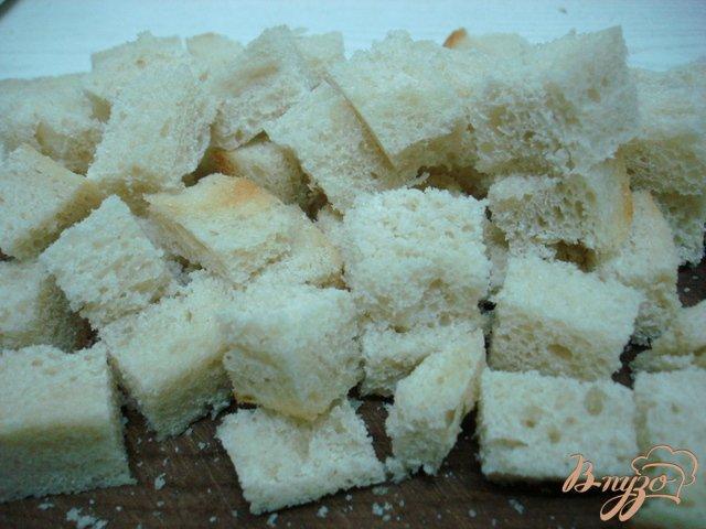 Фото приготовление рецепта: Сухарики чесночные шаг №1