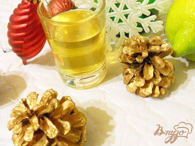 Фото приготовление рецепта: Лимончелло шаг №4