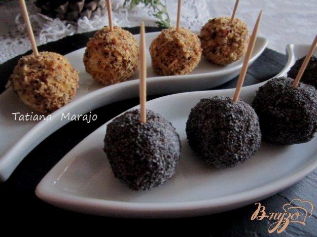 Рецепт Виноградные шарики