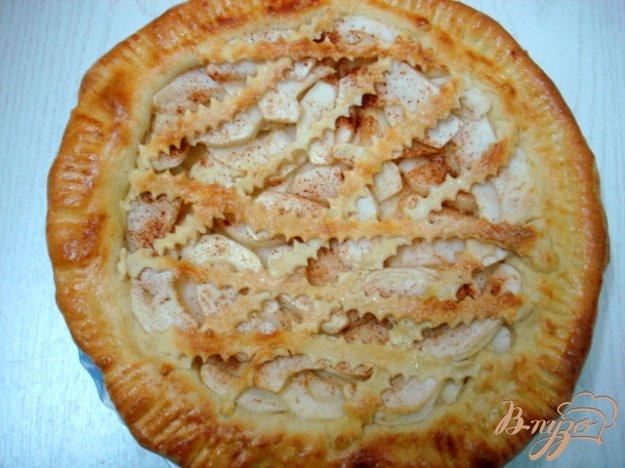фото рецепта: Яблочный пирог из детства