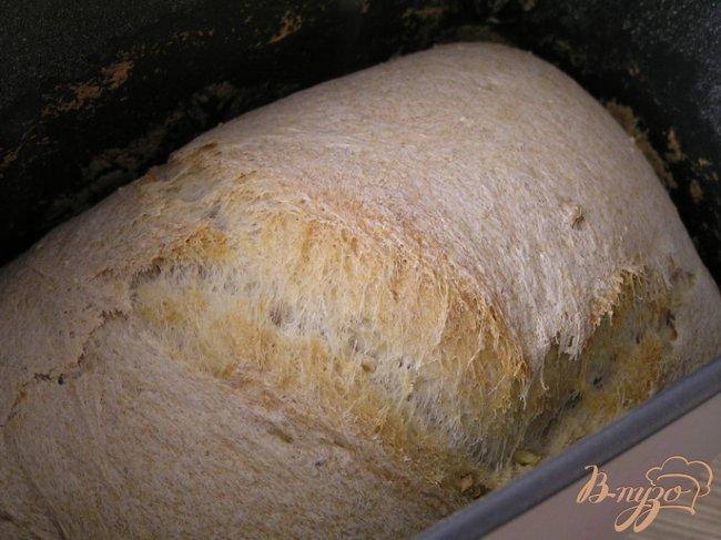 Фото приготовление рецепта: Французский чесночный хлеб шаг №4