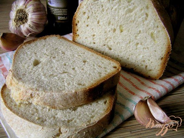 фото рецепта: Французский чесночный хлеб