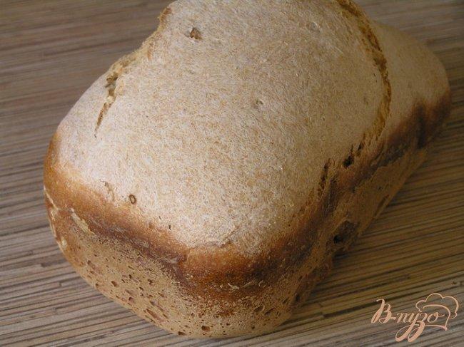 Фото приготовление рецепта: Французский чесночный хлеб шаг №5