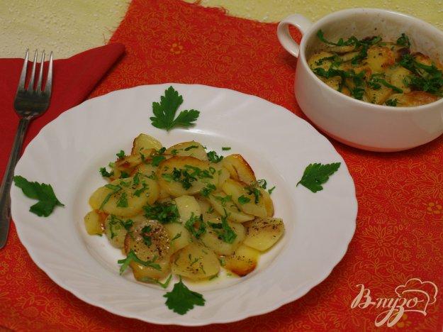 Рецепт Картофель «Анна» из французской кухни