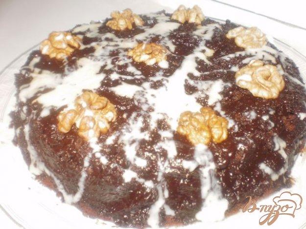 фото рецепта: Шоколадный торт