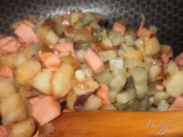 Фото приготовление рецепта: Расстегаи с сытной начинкой шаг №3